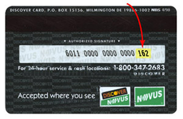 The Ccv Ccv2 Security Code For Your Mastercard Visa Or Discover Card Is Three Digit Number On Back Of Credit Immediately Following
